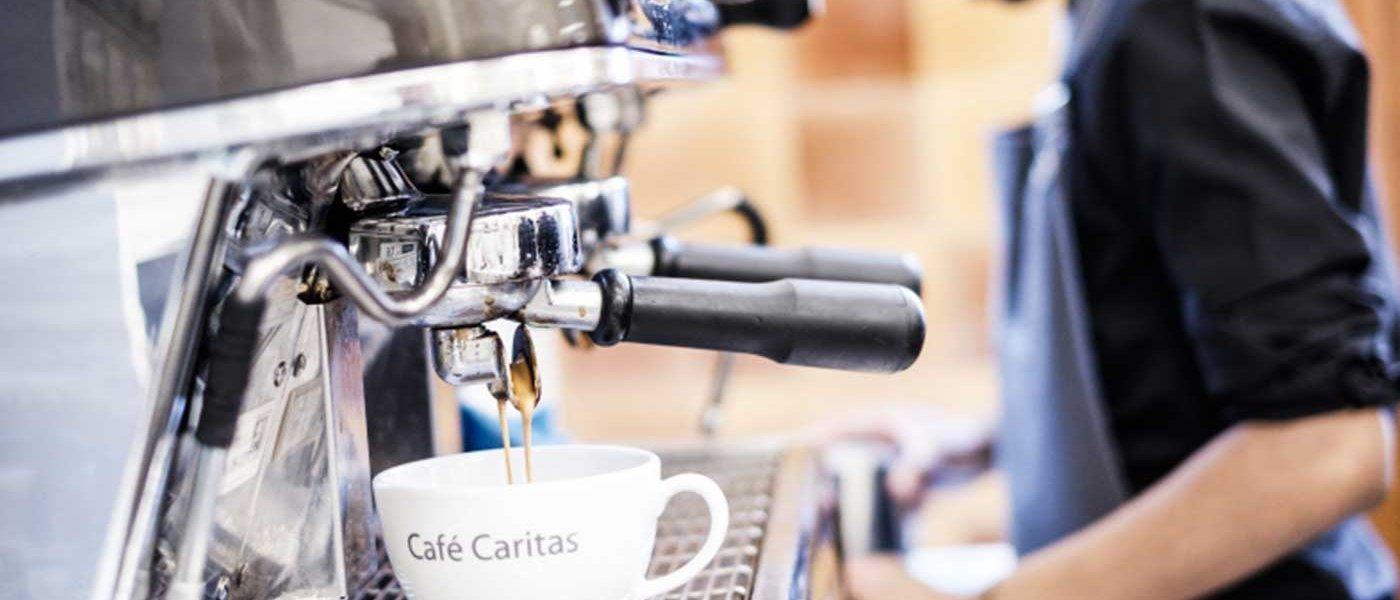 Cafe Caritas - 30ES