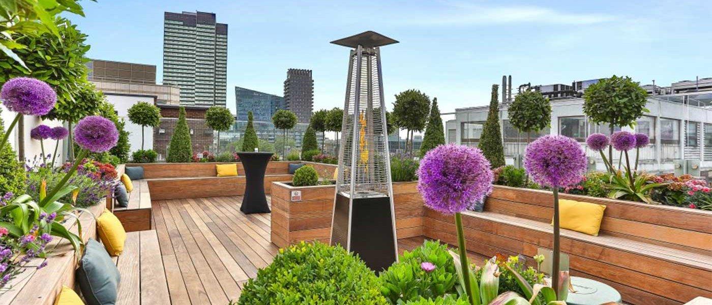 Rooftop Terrace - 30ES