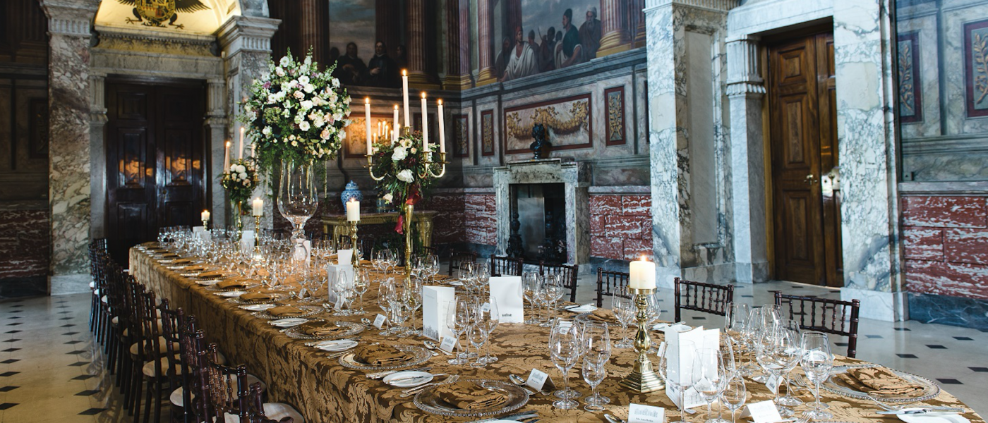Private Dining at Blenheim Palace