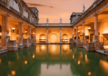 Roman Baths - Searcys