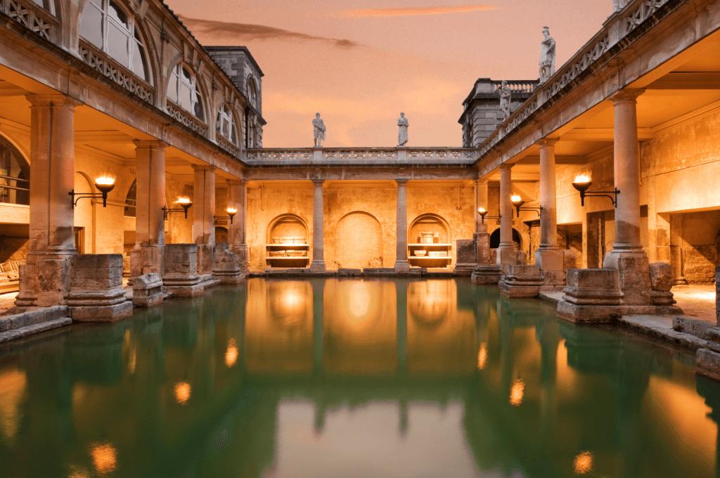 Roman Baths - Searcys
