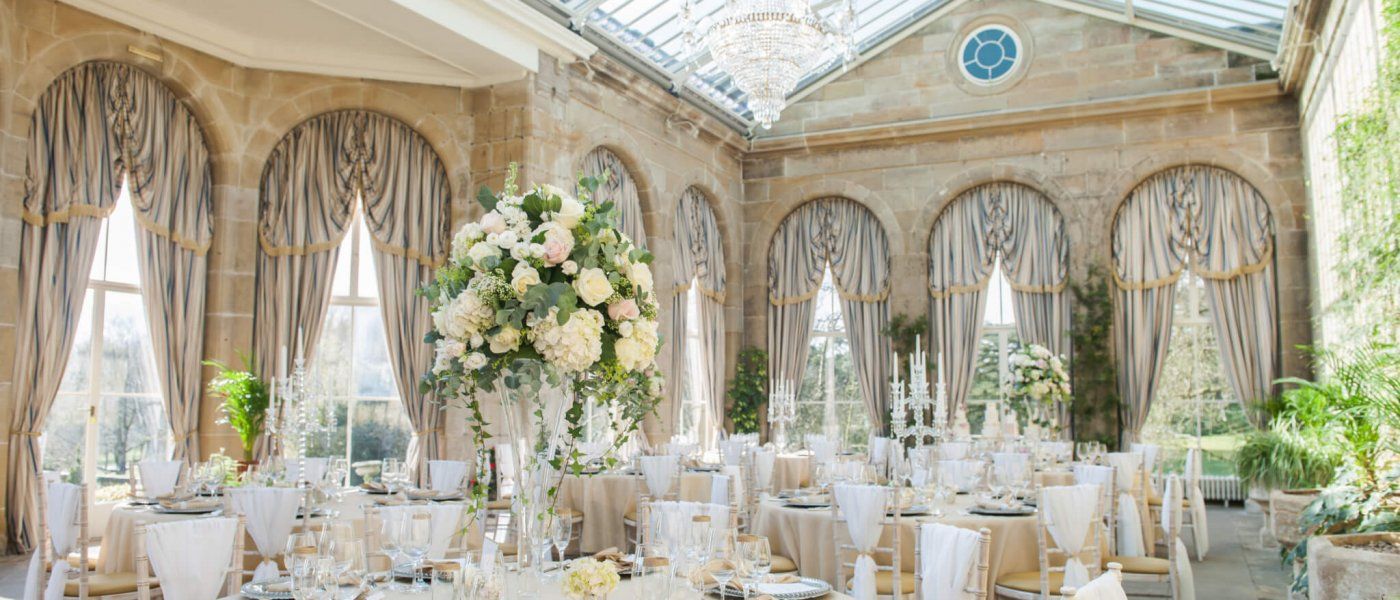 Weddings at Weston Park