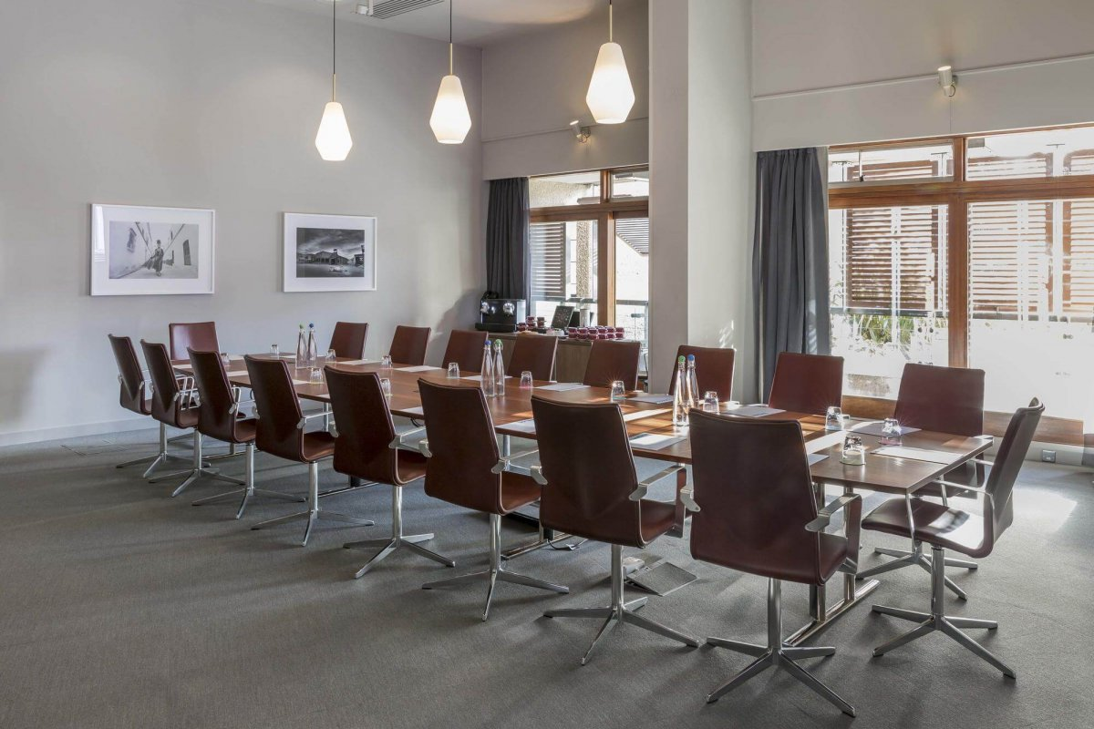 Frobisher Boardroom at the Barbican Centre