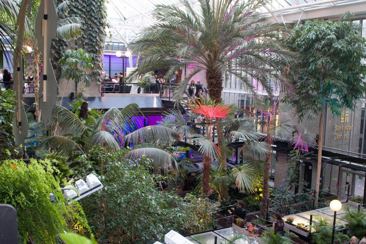 Parties and Corporate Events at the Barbican Centre
