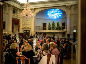 Christmas in the Pump Room Paolo Ferla