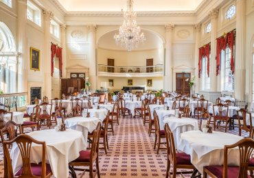 Pump Room Restaurant - Bath