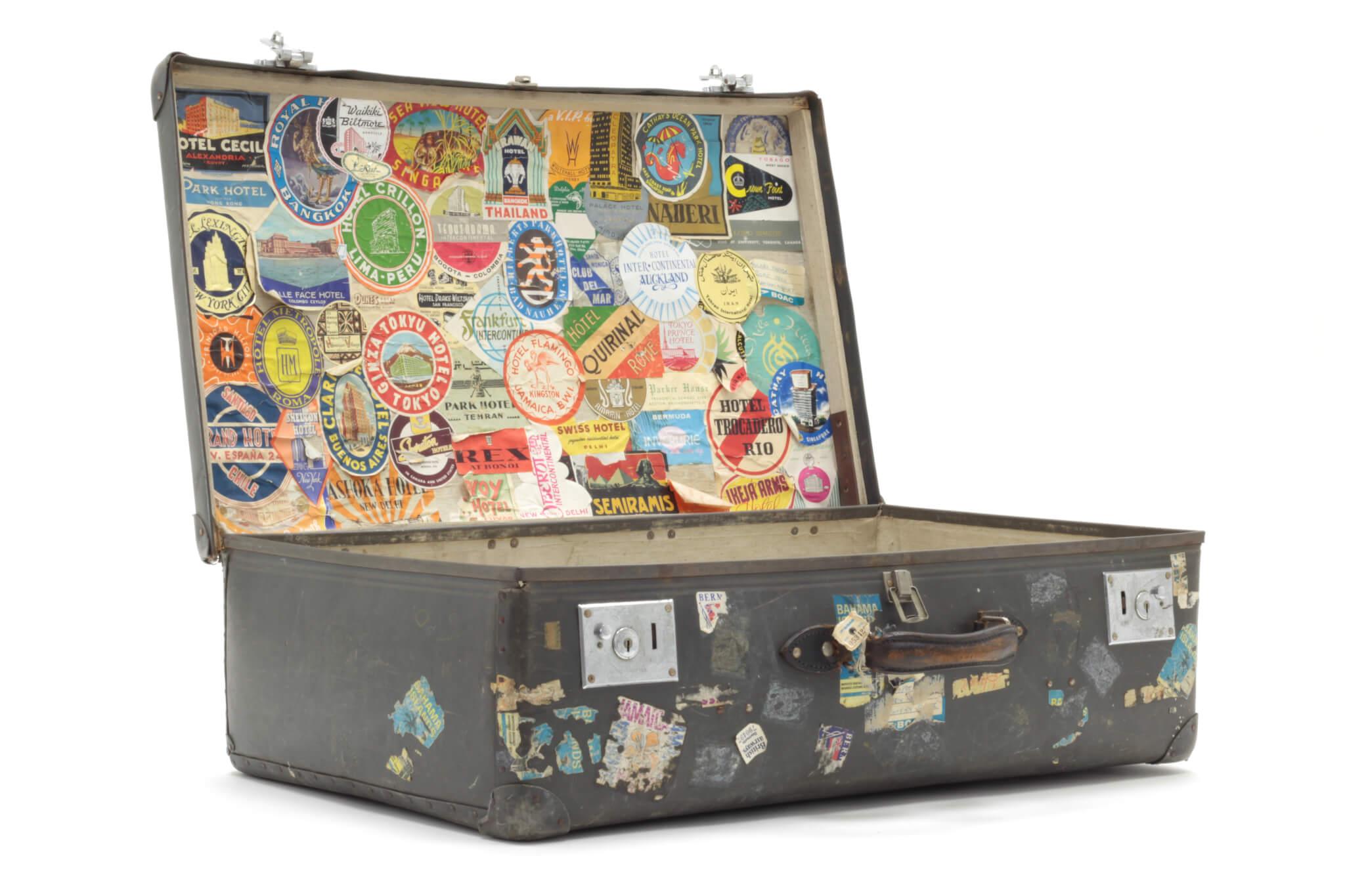 Vintage Case by Globe-Trotter