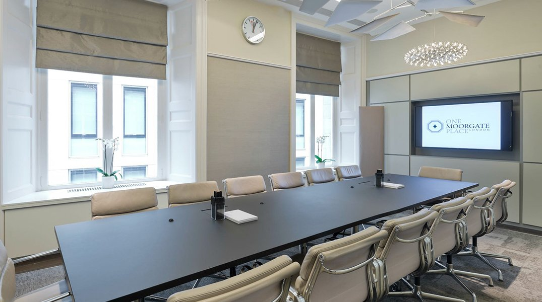 OMP Meeting Rooms