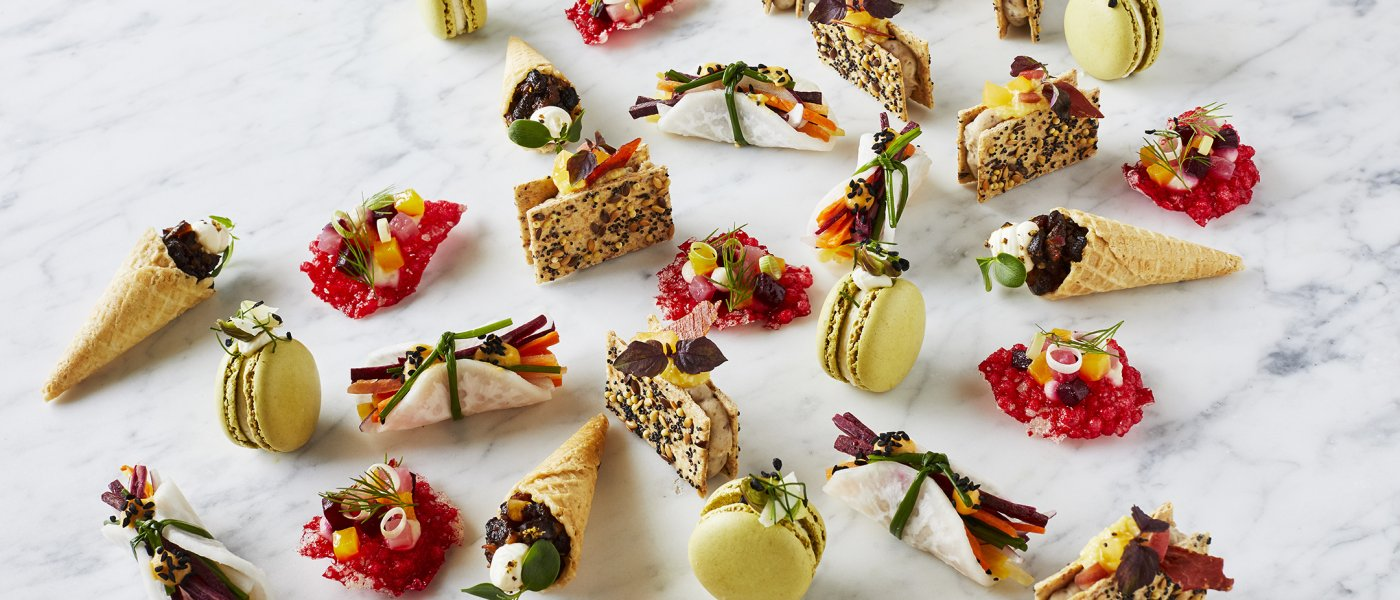 Catering by Searcys