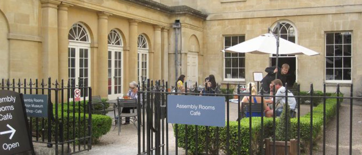 Assembly Rooms Cafe