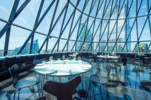 We are delighted to be selected as one of the locations for Rol Blunk's upcoming photo album on London ( www.rolandblunk.com) and share some of his breathtaking photography with you. The photographer has been exploring what contributes to London's uniqueness and has chosen Norman Foster's 30 Mary Axe building, or 'the Gherkin', for its 'swirling geometry and gorgeous harmonies'.