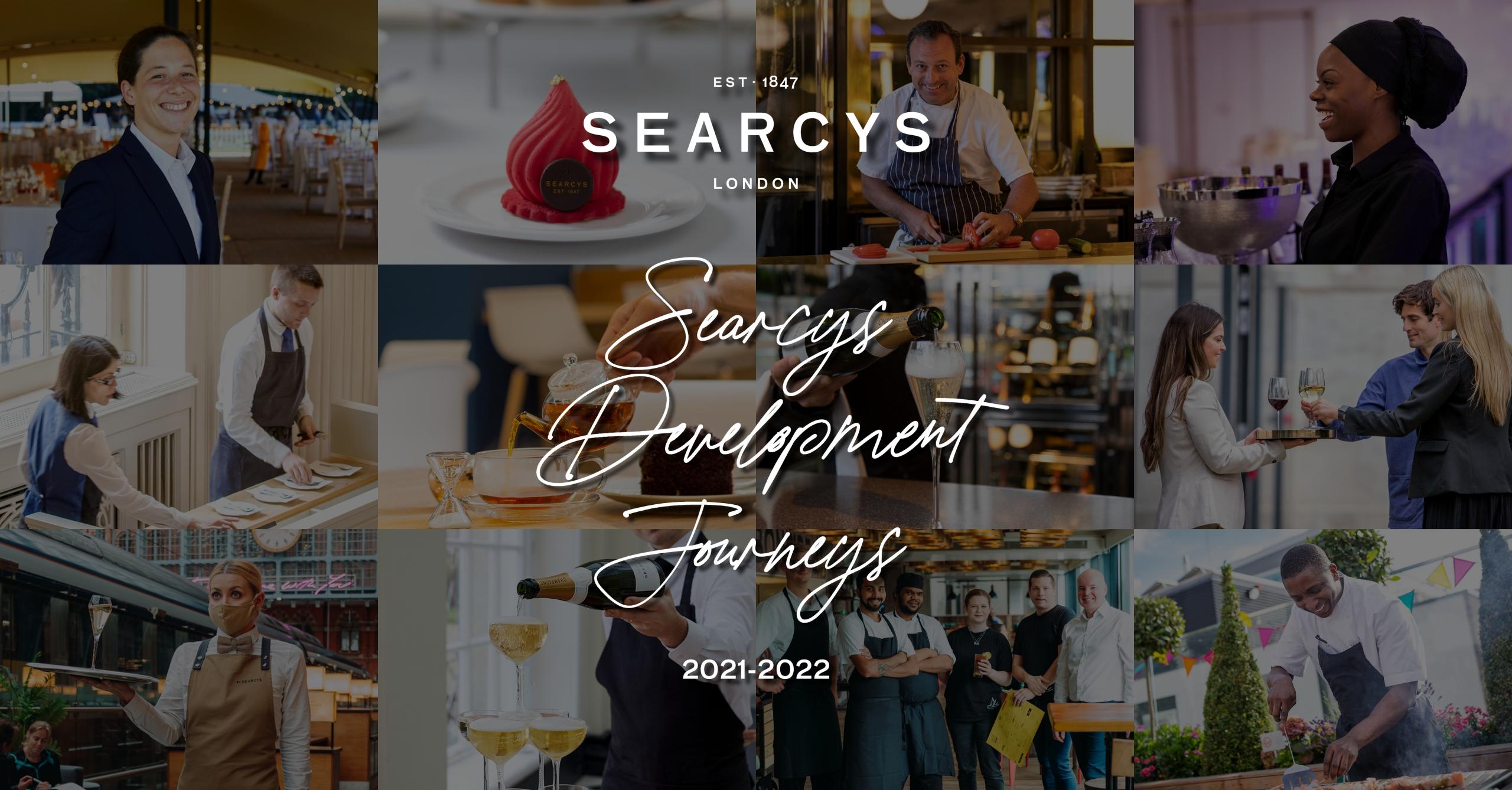 Searcys Development Journey