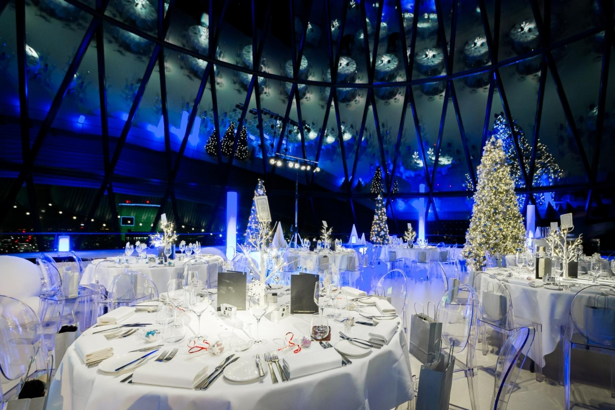 Christmas Party Venues London